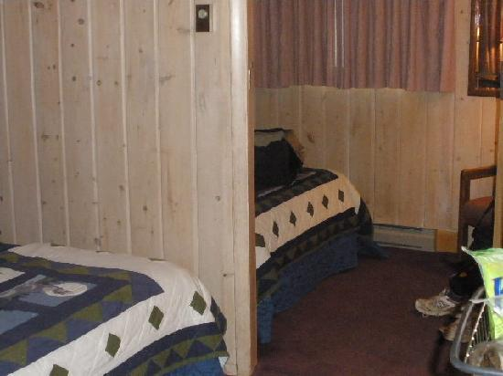 Black Bear Lodge: Second Bedroom