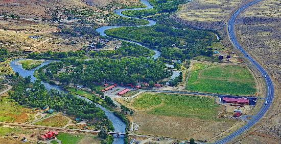 The Longhorn Ranch Lodge & RV Resort