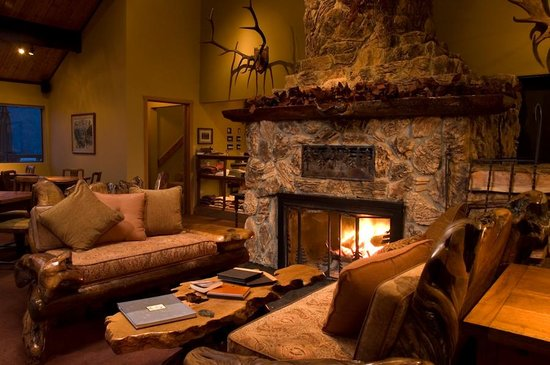 Mountain Home Lodge: Great Room
