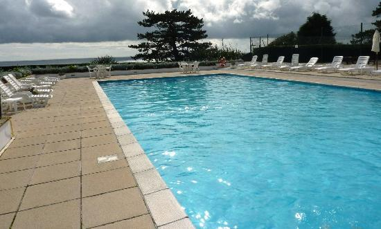 Best hotel swimming pools and spa anywhere in cornwall for Aufstell swimmingpool