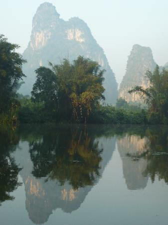 Yangshuo Mountain Retreat: early morning