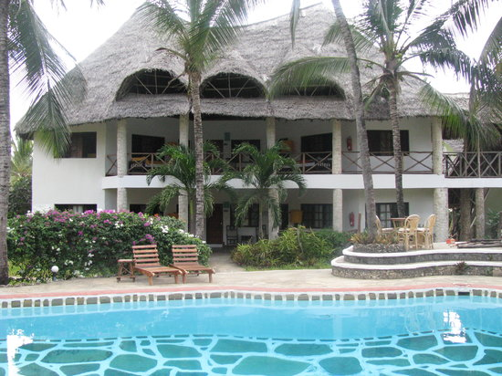 Aquarius Watamu Beach Resort: 1