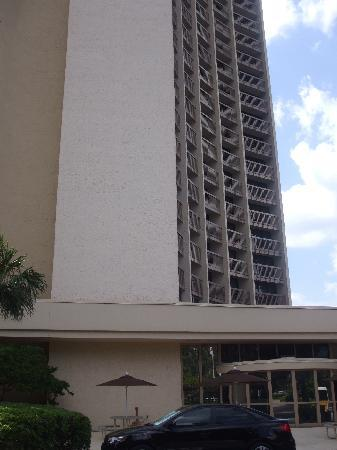 BEST WESTERN Lake Buena Vista Resort Hotel: front of hotel