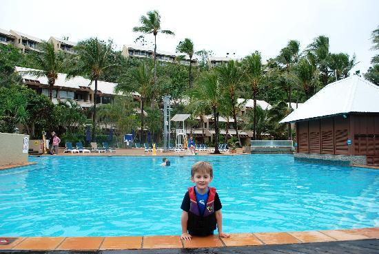 Lindeman Island, Avustralya: Family friendly Pool