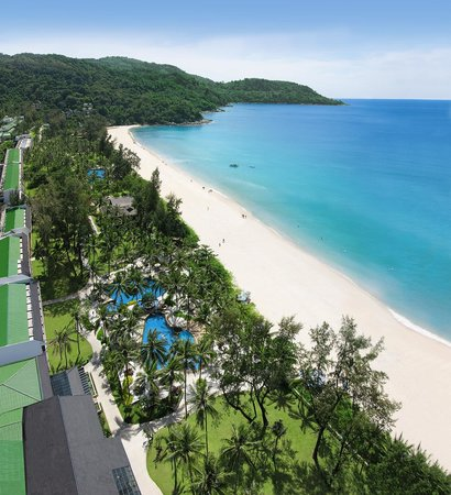 Katathani Phuket Beach Resort: Kata Noi Beach