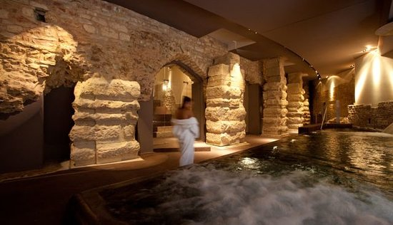 Nun Assisi Relais &amp; Spa Museum: Pilastri Spa