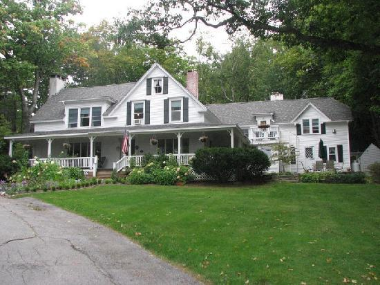 Timbercliffe Cottage Bed & Breakfast Inn: Timbercliffe Cottage in Camden, ME