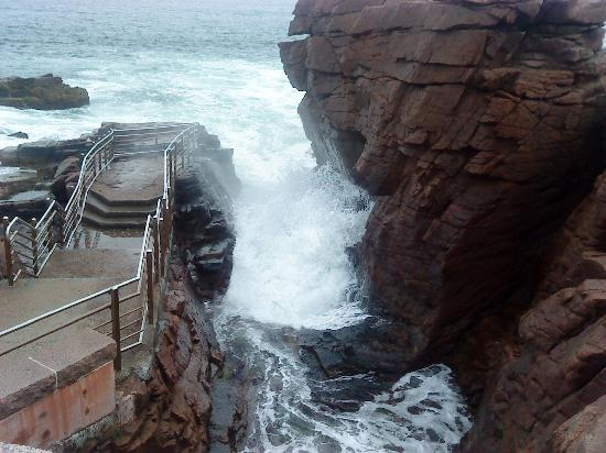 thunder hole picture of quimby house inn  bar harbor Bar Harbor Maine Hotels Downtown Bar Harbor Maine Hotels