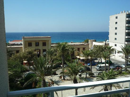 Ibiscus Hotel: View from room 314