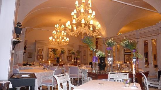 Four Seasons Hotel Firenze: Ristorante
