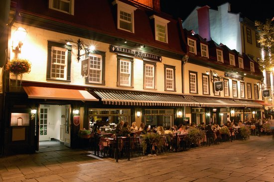 Photo of Auberge du Tresor Quebec City