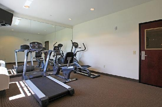 Sleep Inn &amp; Suites Intercontinental Airport East: Exercise Room