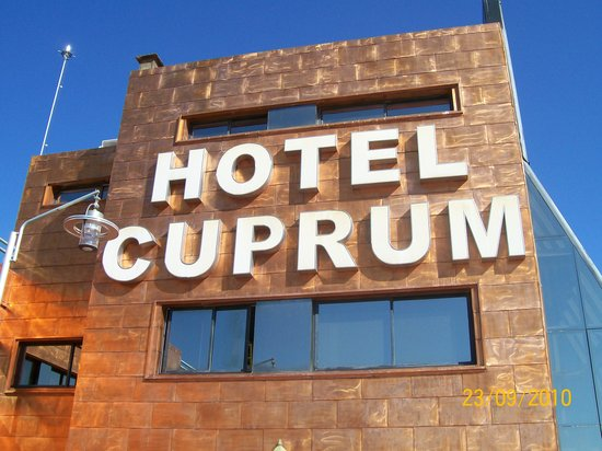 Hotel Cuprum