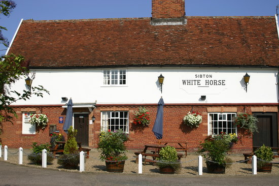 Sibton White Horse Inn