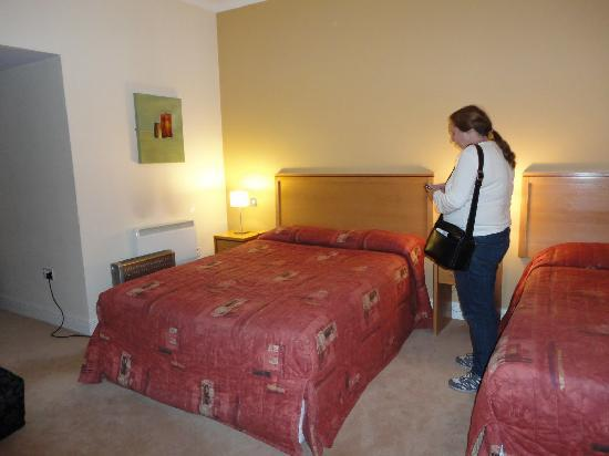 Cill Aodain Court Hotel: Our Room