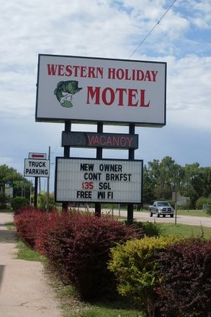 ‪Western Holiday Motel‬