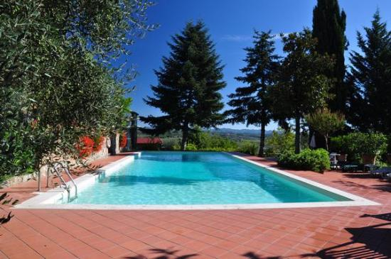 Agriturismo Il Poderaccio di Lisa Rava: Piscina