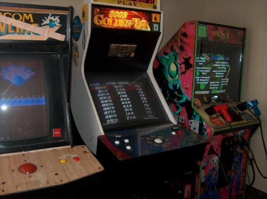 Lakeview Inn & Suite Grand Forks: Arcade
