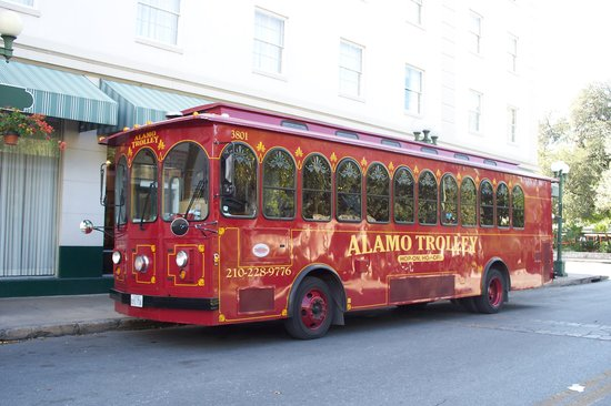 Alamo Trolley Tours
