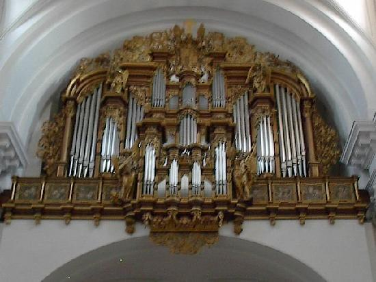 Fulda, Germania: organ