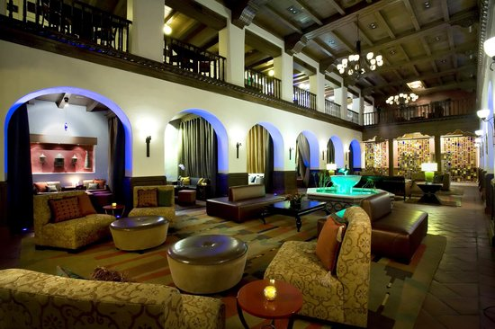 Hotel Andaluz : Lobby 