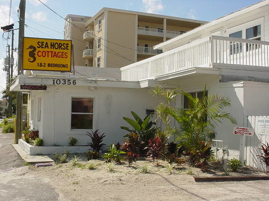 Seahorse Cottages