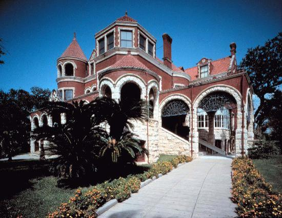 Galveston, TX: Historic Moody Mansion