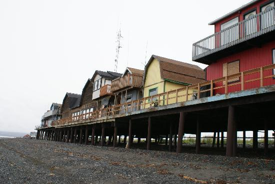 Paula's Place B&B: on the Homer Spit