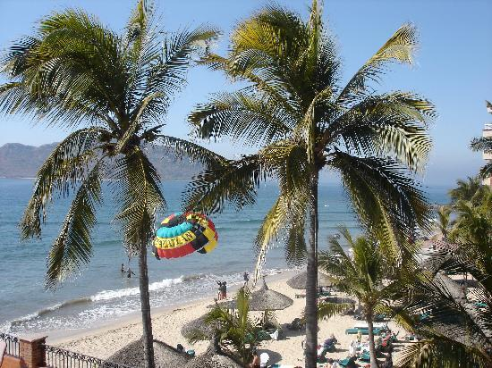 Hotel Playa Mazatlan: Room with a view!