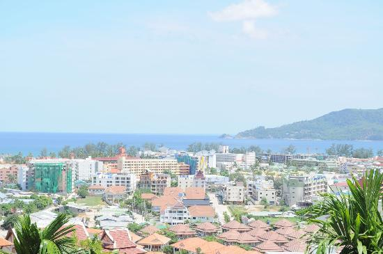 Patong Cottage Resort: View