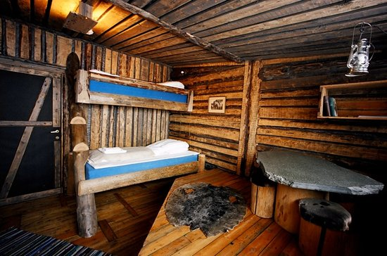 Basecamp Trapper&#39;s Hotel: Basecamp Spitsbergen room