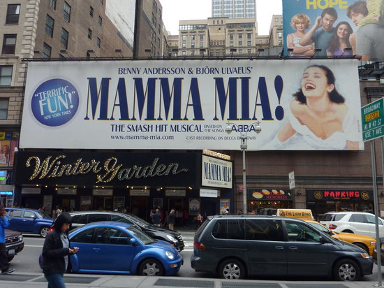Mamma Mia! on Broadway - New York City - Reviews of Mamma Mia! on ...