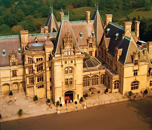 Biltmore house fotograf a de asheville north carolina for Is biltmore estate haunted