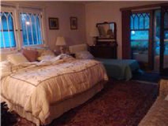 Bed & Breakfast Wellington: Stickley Room