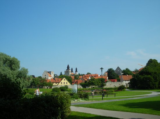 alojamientos bed and breakfasts en Visby