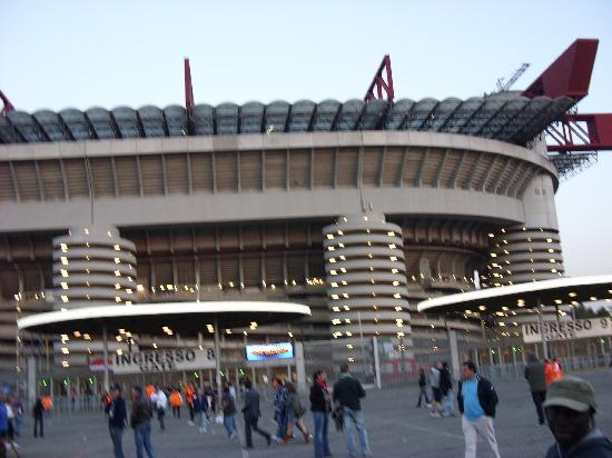 k 225 san siro milan - photo#29