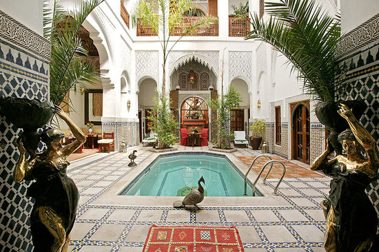 Riad &amp; Spa Esprit du Maroc: Un palais de charme