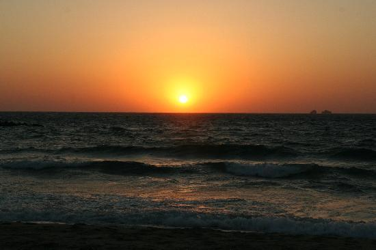 Parikia, Yunani: Paros sunset