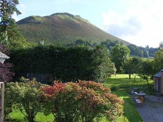 Newlands, UK: The view