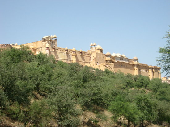 Djapur, Indie: Fort