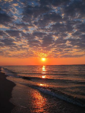 St. George Island, : Awesome sunrises