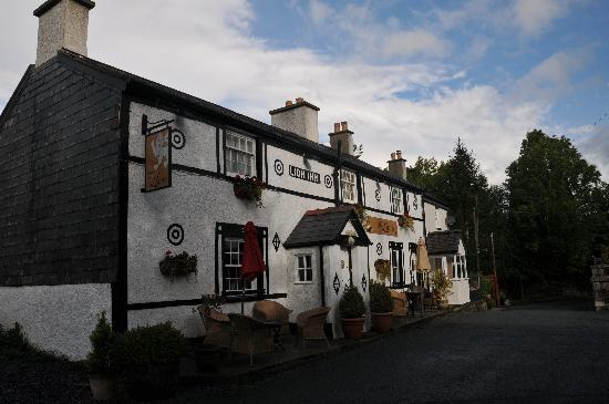 The Lion Inn Gwytherin: the inn