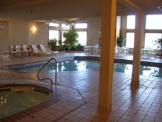 Kelly Inn Billings: Pool area