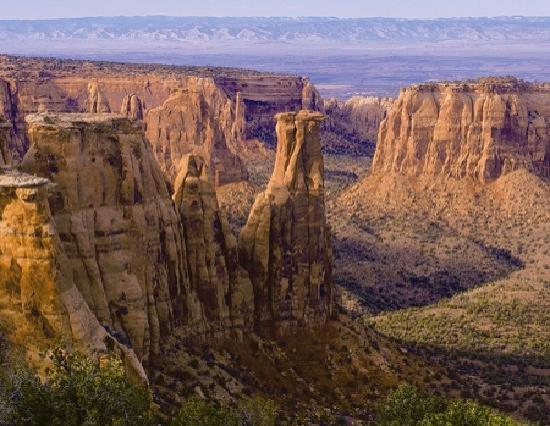 Grand Junction, : Colorado National Monument