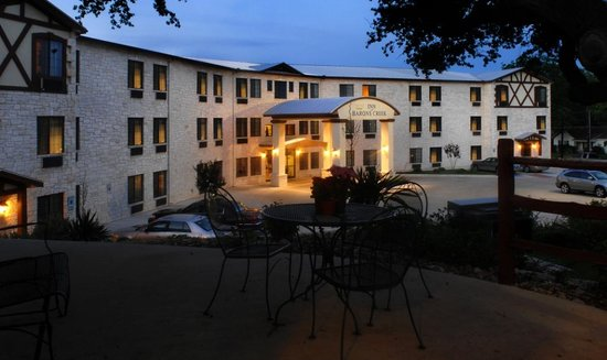 Inn on Barons Creek: Luxury in Fredericksburg, TX