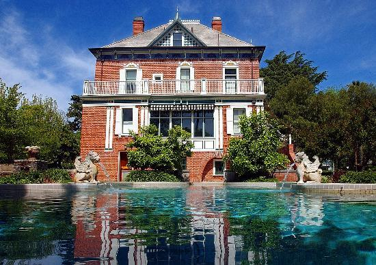 Vacaville, CA: Buck Mansion