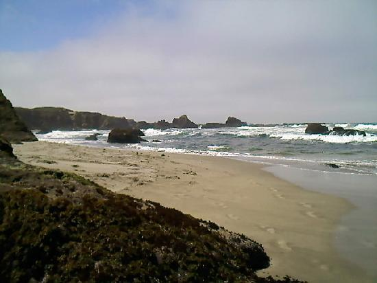 Fort Bragg, Kalifornien: Beach
