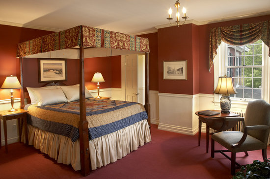 Green Mountain Inn: Classic Room