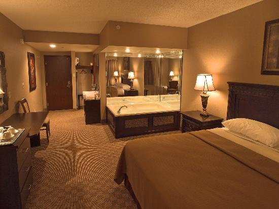 Williamsville, Nueva York: Luxurious Jacuzzi Suite