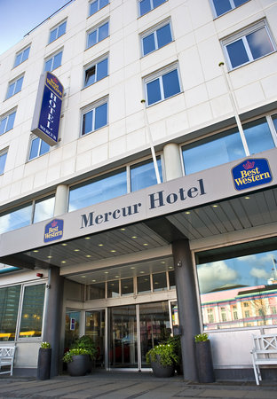 Exterior view - Best Western Mercur Hotel